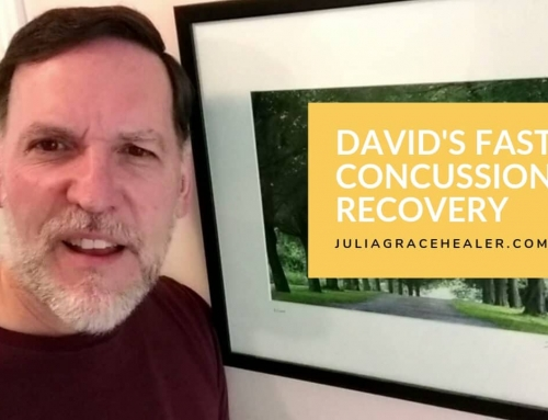 David's Fast Concussion Recovery